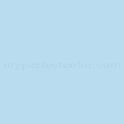 Color Match Of Valspar 4007 9a Clear Blue Sky