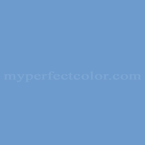 Color Match Of Cloverdale Paint 7247 Royal Regatta