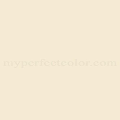 Cloverdale Paint 7892 Pale Ivory Match Paint Colors