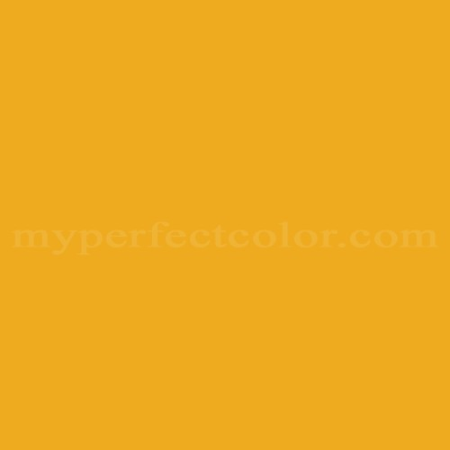 Color Match Of Cloverdale Paint 7901 Dried Mustard