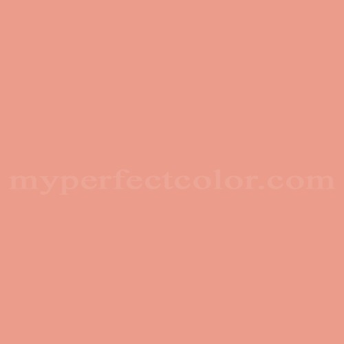 Cloverdale Paint 8031 Rosy Coral Match Paint Colors Myperfectcolor