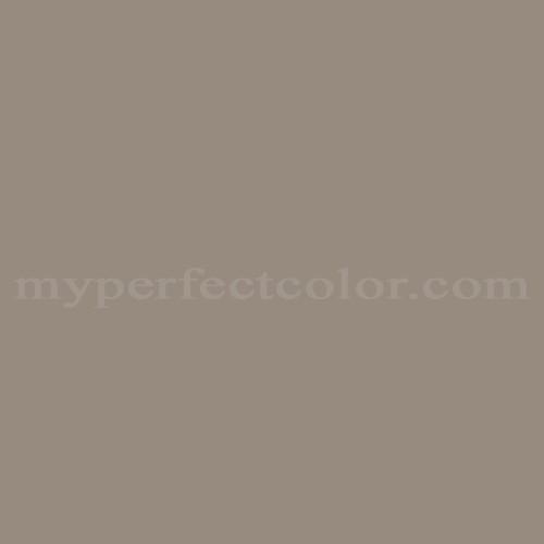 Color Match Of Cloverdale Paint 8760 Old English Castle