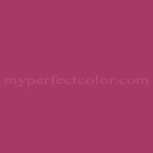 Mobile Paints 2273c Raspberry Sorbet Match Paint Colors Myperfectcolor