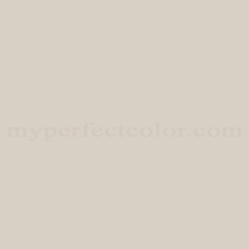 Color Match Of Mobile Paints 2913p Taupe Gray