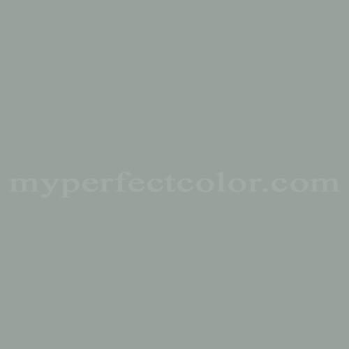 Color Match Of Mobile Paints 2942t Sweet Sage