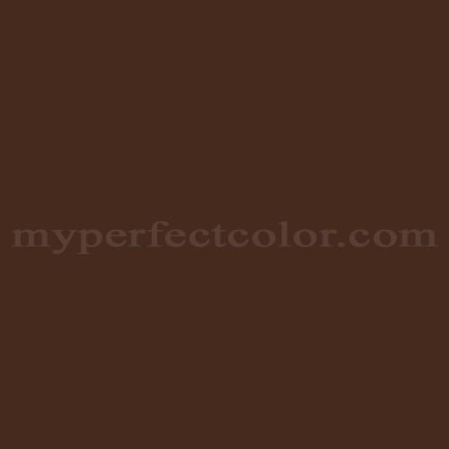 Color Match Of Mobile Paints 50 68 Rich Brown
