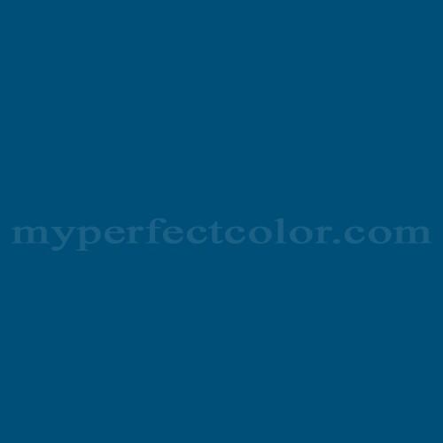 Color Match Of Mobile Paints Royal Blue