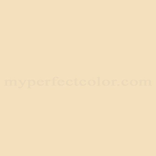Color Match Of Martin Senour Paints M 0926 Muted Yellow