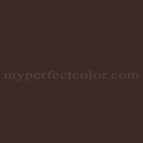 Martin senour paints m5 0033 dark brown match paint - How to make dark brown paint ...