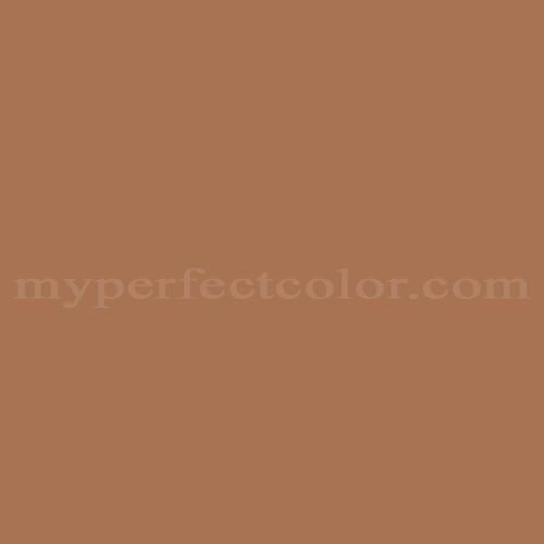 Color Match Of Dunn Edwards De5264 Saddle Brown