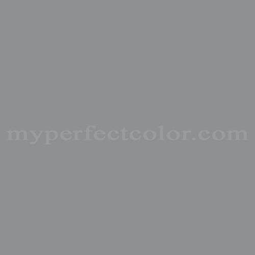 Color Match Of Dunn Edwards De6382 Formal Gray