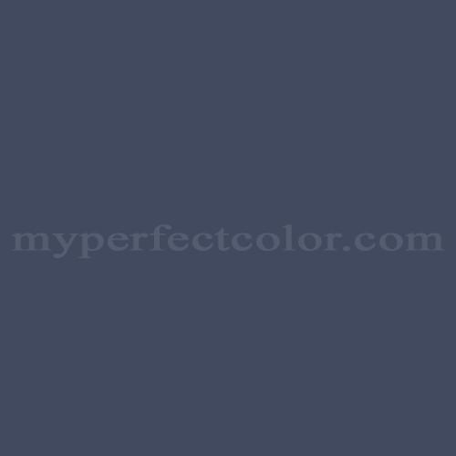 Color Match Of Dunn Edwards Dea190 Blue Suede Shoes