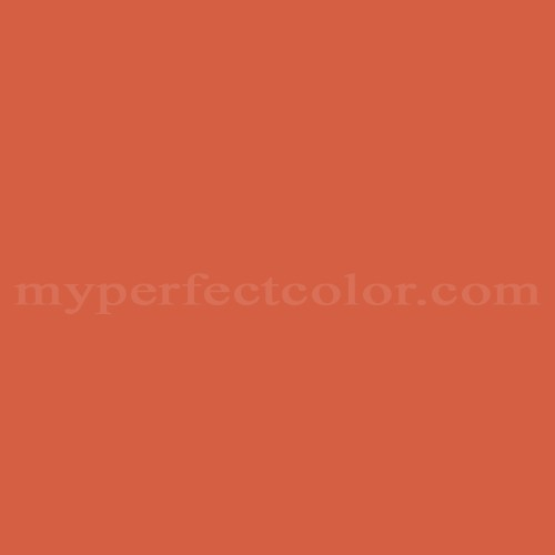 Match of True Value™ 3076 Canyon Red *