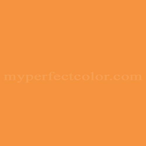 Match of True Value™ 3087 Orange Zest *