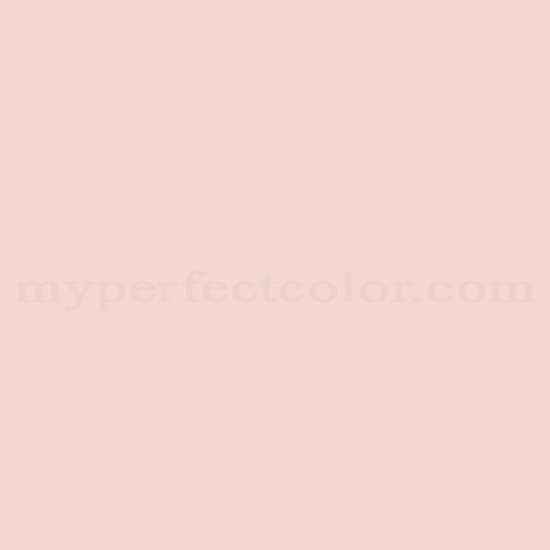 Color Match Of True Value 3144 Pastel Pink