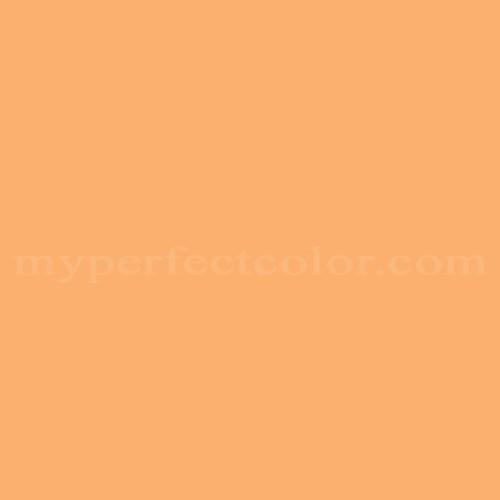 Match of True Value™ 3282 Hushed Orange *