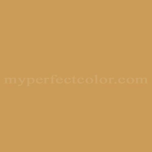 Match of True Value™ 3357 Golden Mustard *