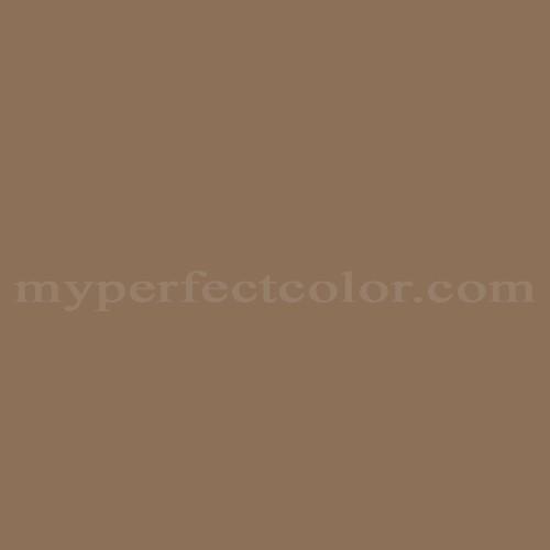 Match of True Value™ 3406 Lonestar Brown *
