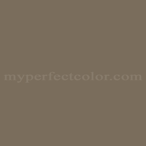 Match of True Value™ 3436 Bungalow Brown *
