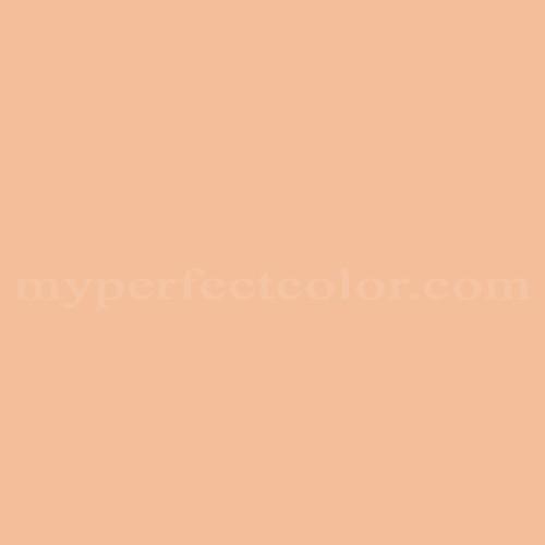Match of Valspar™ SR507 Chilled Cantalope *