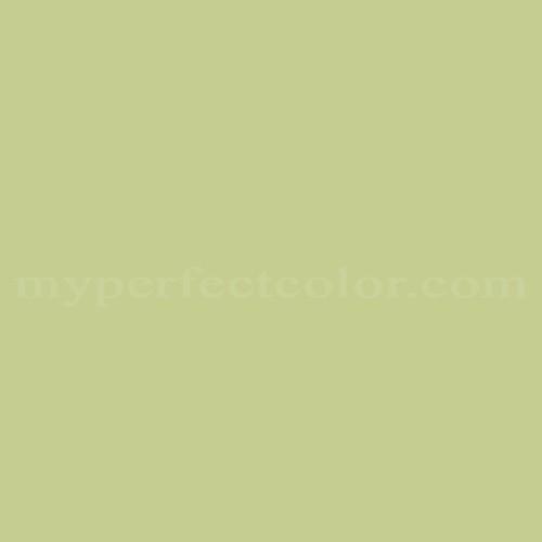 Color Match Of Valspar Sr804 Key Lime Pie