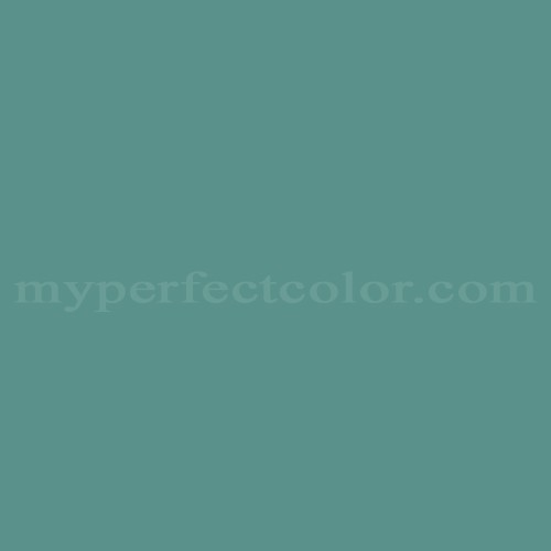 Match of Valspar™ SR1014 Seascape Green *