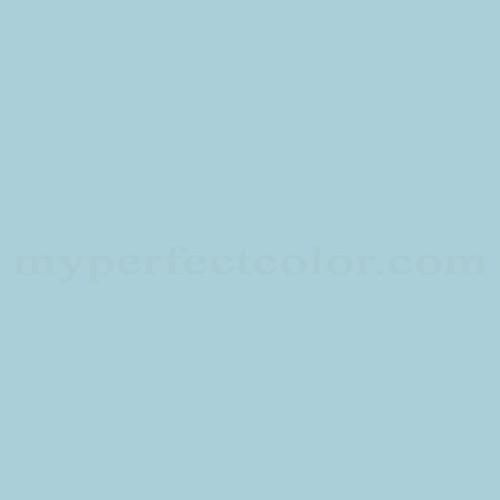 Color Match Of Valspar Sr1202 Blue Seafoam