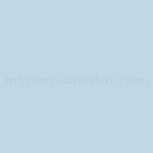 Match of Valspar™ SR1301 Blue Mirage *