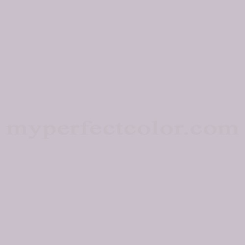 Match of Valspar™ SR1413 Violet Cloud *