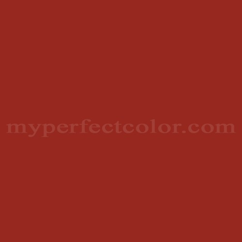 Color Match Of Ralph Lauren Vm68 Duke Red