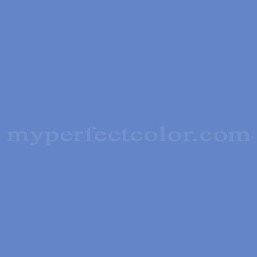 Match of True Value™ 3722 Blue Chalice *