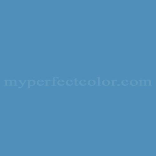 Match of True Value™ 3782 Bistro Blue *