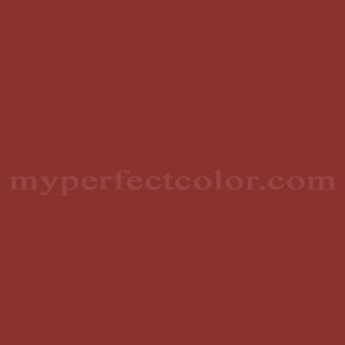 Color Match Of Ralph Lauren Th46 Chimayo Red