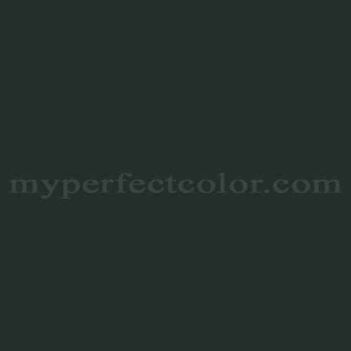 Benjamin Moore Black Forest Green Myperfectcolor