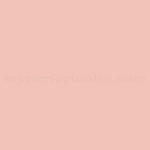 Match of General Paint™ CL 1481W Hippie Pink *