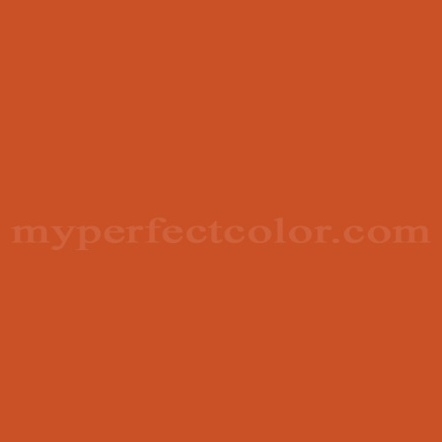 Color Match Of General Paint Cl 1537n Smoked Pumpkin