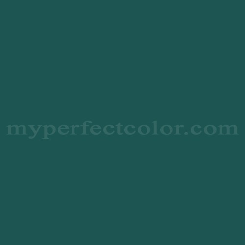 Color Match Of General Paint Cl 2137n Pine Needle
