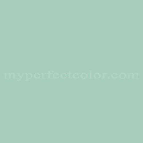 color match of martha stewart ms341 celadon pottery - Celadon Paint Color
