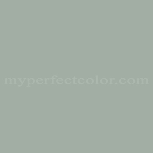 Color Match Of Restoration Hardware Sea Green
