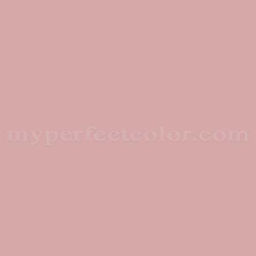 Color match of Sears EE041 Dusty Pink*