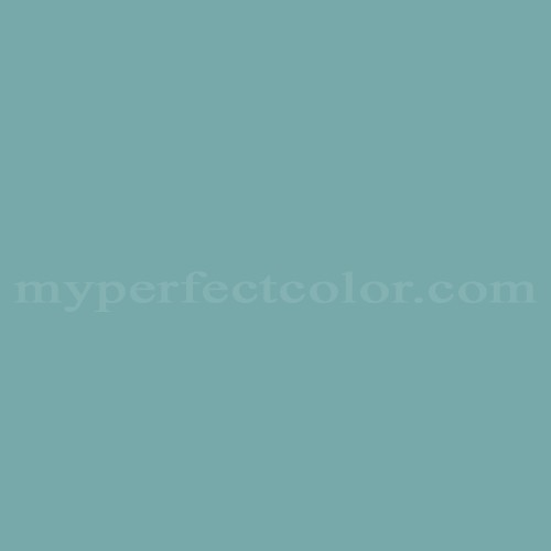 Color Match Of Pantone 15 5210 Tpx Nile Blue