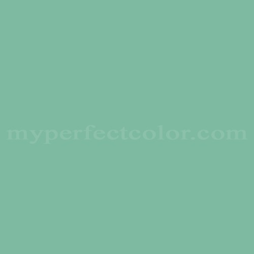 Color Match Of Pantone 15 5711tpx Dusty Jade Green