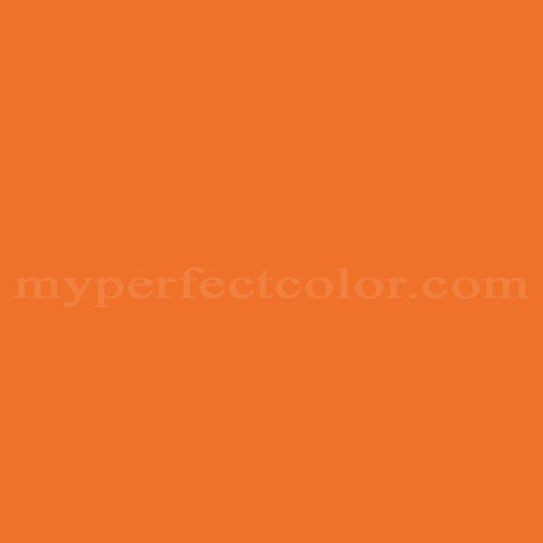 Color Match Of Pantone 16 1356 Tpx Persimmon Orange