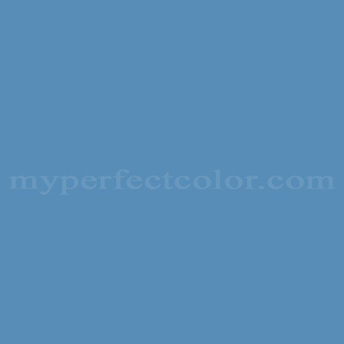 Color Match Of Pantone 17 4030 Tpx Silver Lake Blue