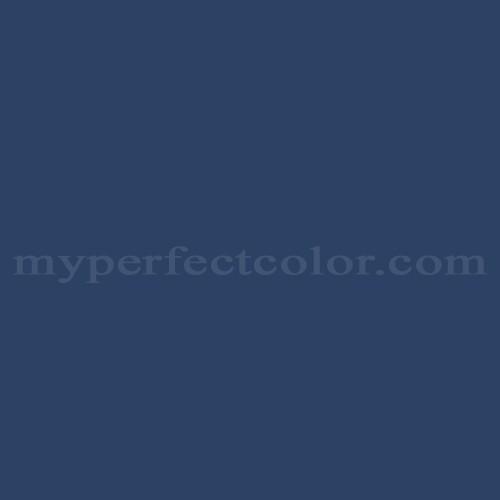 Color Match Of Pantone 19 3938 Tpx Twilight Blue