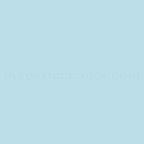Color Match Of Glidden Glb15 Clear Blue Sky