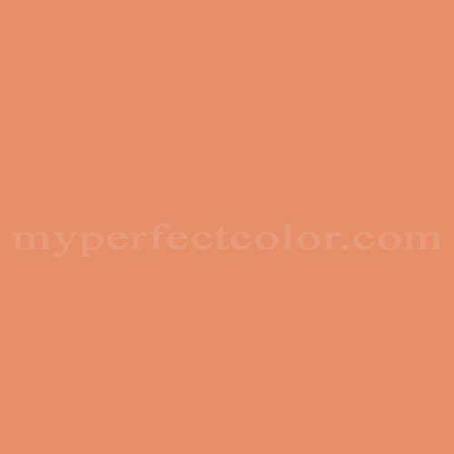 glidden glo23 ripe apricot myperfectcolor