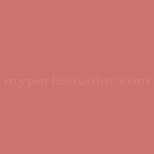 Color match of Glidden GLR26 Deep Coral*