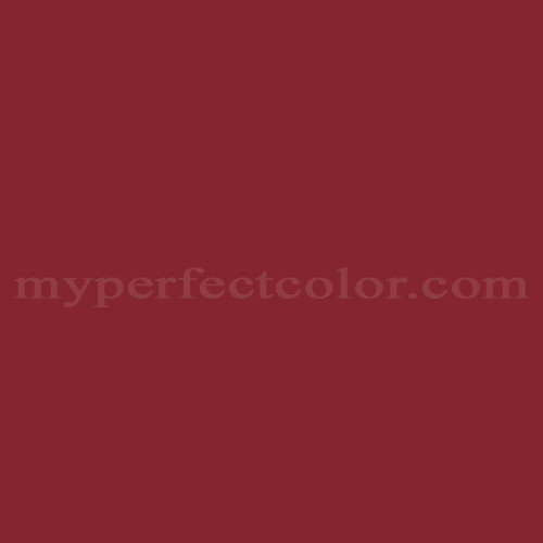 Color Match Of Glidden Glr30 Red Delicious
