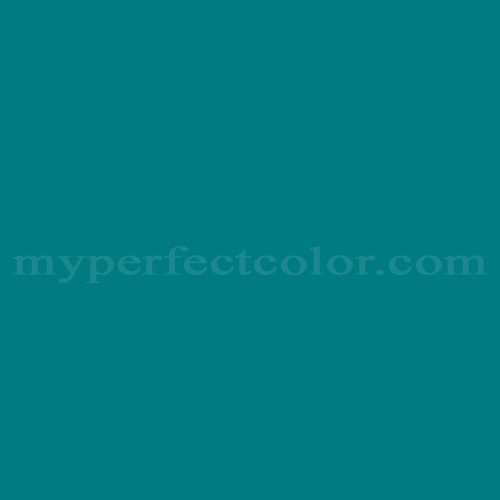 Color Match Of True Value 26a7 Moroccan Blue